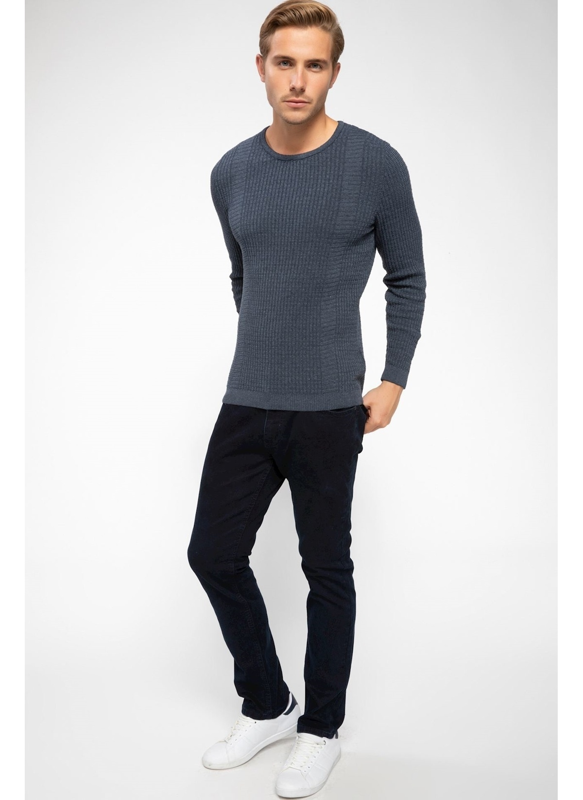 Defacto Sergio Regular Fit Denim Pantolon J7746az18auın196 Jean Pantolon – 59.99 TL